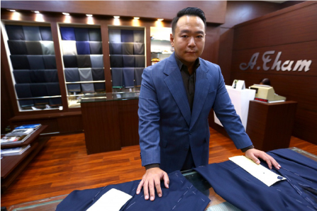 Atham Tailor - The Jakarta Post
