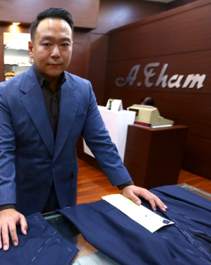 Atham-Tailor - The Jakarta Post