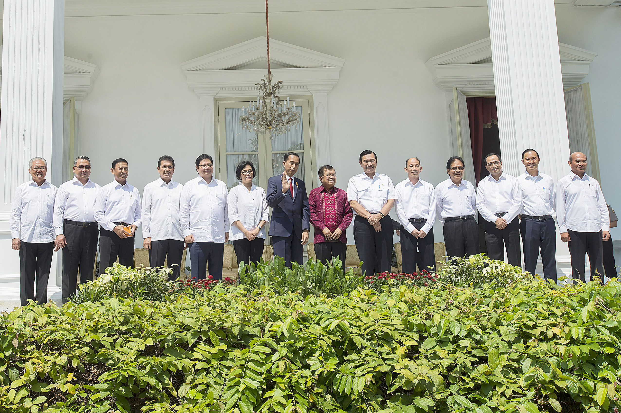 Jokowi's new Cabinet: Who's the boss now? - The Jakarta Post