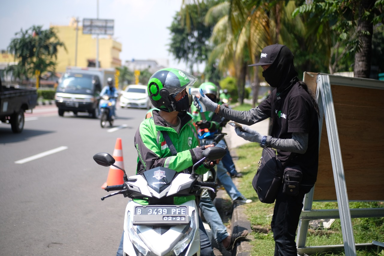 How Gojek S Technology Provides Hope And A Sense Of Normalcy Amid The Covid 19 Outbreak The Jakarta Post