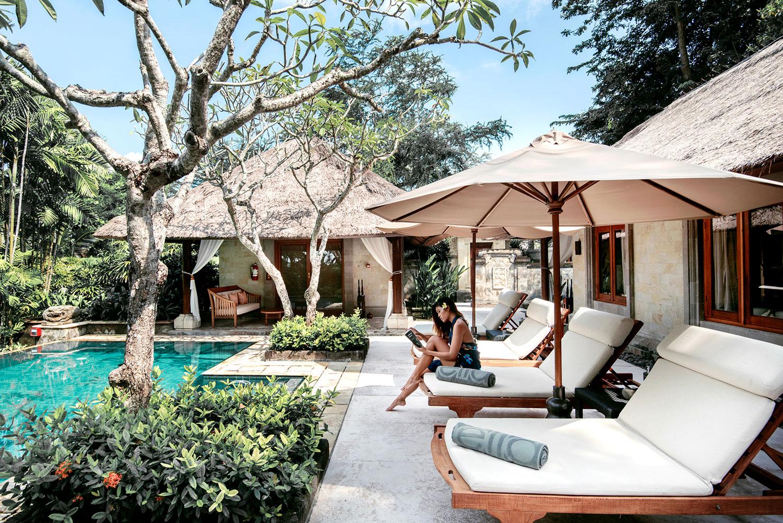 Embracing That Resort Feeling At Melia Bali The Jakarta Post